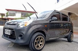 Sell Black 2018 Suzuki Alto in Manila