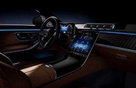 New Mercedes S-Class flagship cabin has 5 screens, top-notch materials