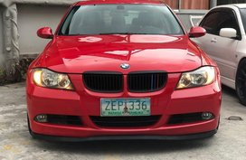 Red Bmw 320I for sale in Pasay