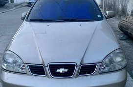Sell Silver Chevrolet Optra in Manila