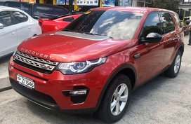 2018 Acquired Land Rover Discovery Sport HSE 4dr 4x4