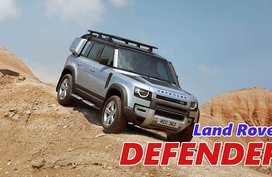 2020 Land Rover Defender now in the Philippines
