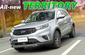 All-new Ford Territory First Drive Review: Will it conquer the Philippine market?