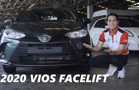 2020 Toyota Vios Facelift: Leveling up – First Look