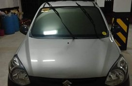 White Suzuki Alto for sale in Las Piñas