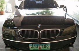 Black Bmw 730Li for sale in Manila