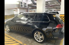 Sell Black 2017 Volkswagen Golf Wagon (Estate) in Quezon City