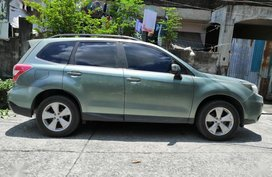 Silver Subaru Forester for sale in Manila