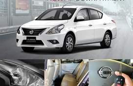 Selling White Nissan Almera in Quezon City