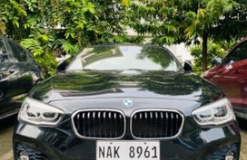 Black Bmw 118I for sale in Pasig City