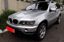 Silver Bmw X5 for sale in Antipolo