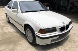 Sell White Bmw 316i in Manila
