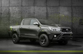Black Toyota Hilux for sale in Taguig