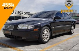 2003 Volvo S80 2.0 Turbocharged AT