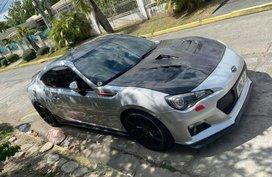 White Subaru Brz for sale in Parañaque