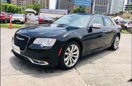 Black Chrysler 300c for sale in Manila