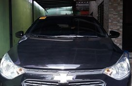 Black Chevrolet Sail for sale in Binan City