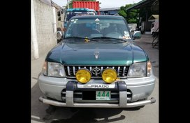 Green Toyota Land cruiser prado 1997 for sale in Manila