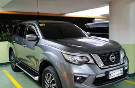 Selling Grey 2019 Nissan Terra VE Auto in Makati City
