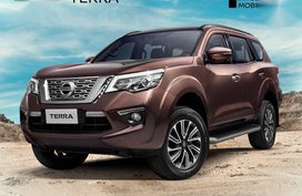 Sell Brown Nissan Terra in Parañaque