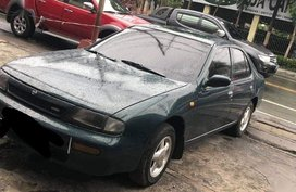 Black Nissan Altima 1997 for sale in Manila