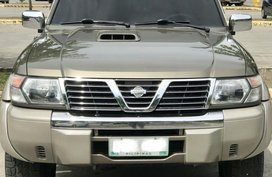 Selling Brown Nissan Patrol in Calamba