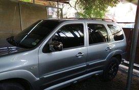Sell Silver Mazda Tribute in Manila