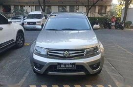 Silver Suzuki Grand Vitara for sale in Manila