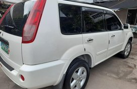 White Nissan X-Trail for sale in Mandaue