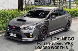 Sell Grey Subaru Wrx in Manila