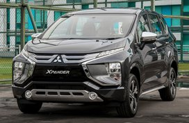Bayanihan promo for bnew 2020 Mitsubishi Xpander gls at