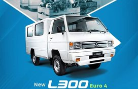 Bayanihan promo for bnew 2020 Mitsubishi L300 exceed
