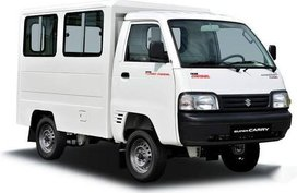 Selling White Suzuki Super Carry in Quezon City