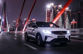 Geely Coolray still reigns supreme with 263 units sold in July