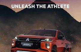 Bayanihan promo for bnew 2020 Mitsubishi Strada athlete