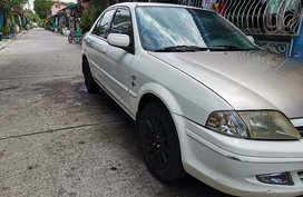 Beige Ford Lynx 2000 Sedan at 25000 km for sale in Manila