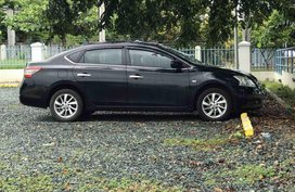 Selling Black Nissan Sylphy Gas Manual 2017 in General Trias
