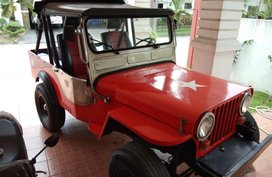 Red Jeep Wrangler for sale in Angeles