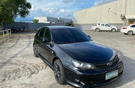Black Subaru Impreza 2.0 R-S 4-Dr (M) 2008 for sale in Subic