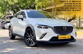 2018 Mazda CX3 FWD Sport 2.0 Automatic Gas
