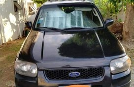 Sell Black Ford Escape in Dasmariñas