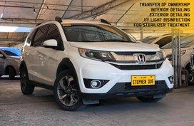 2019 Honda BRV S CVT Automatic Gas