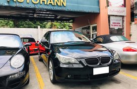 Sell Black 2003 BMW 5-Series 545i E60 Auto in Parañaque