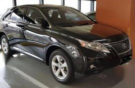 Black Lexus Rx 350 for sale in Fort Bonifacio