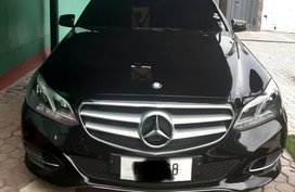 Very Well Maintained 2015 Mercedes Benz E250