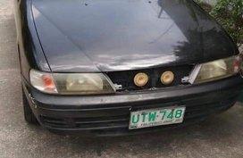 1997 Nissan Sentra Exalta