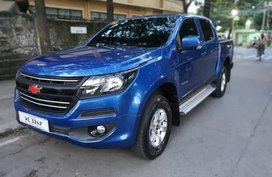 Blue Chevrolet Colorado 2019 for sale in Muntinlupa City