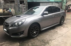 Silver Subaru Legacy 2011 for sale in Valenzuela