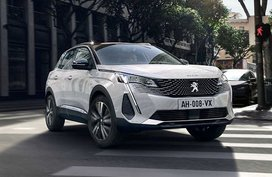 Peugeot gives 3008 crossover more beef, captivating style for 2021