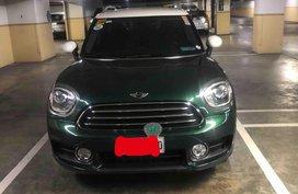 Sell Green 2017 Mini Cooper Countryman in Makati